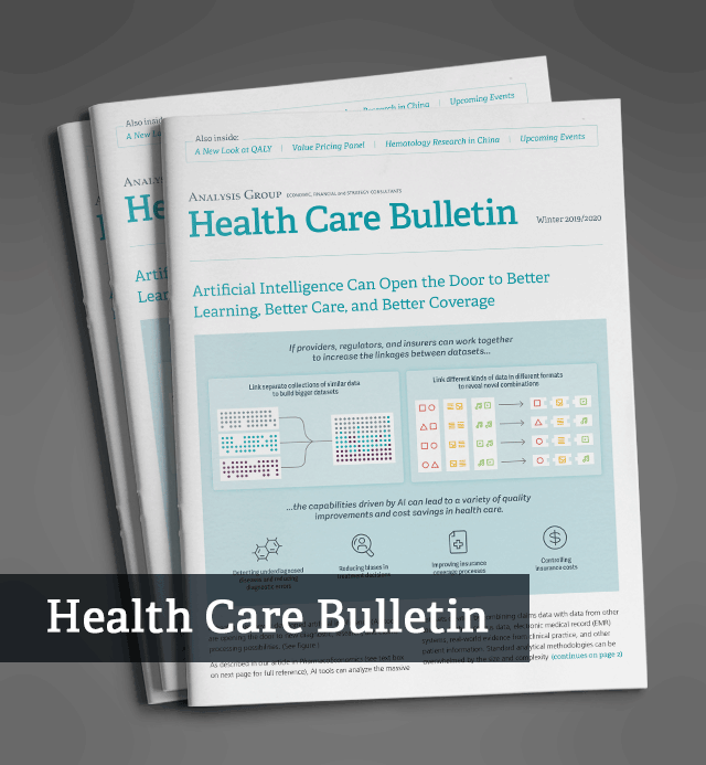 Health Care Bulletin: Winter 2019/2020