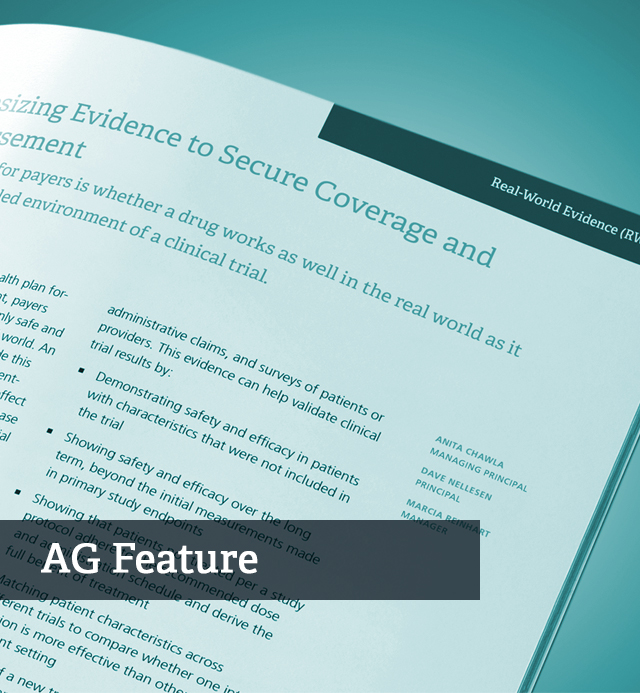 Synthesizing Evidence to Secure Coverage and Reimbursement