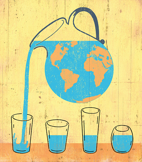 Economic Solutions to Water Conflicts