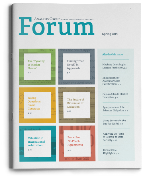 Forum Spring 2019 - cover image