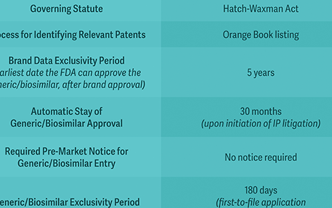 """Similar"" but Not the Same: Charting the Course of Biosimilar IP Litigation in the US"