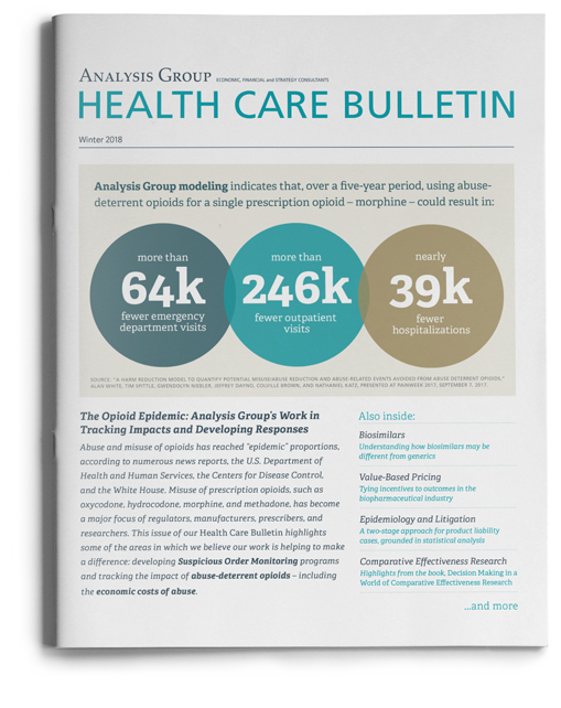 Health Care Bulletin: Winter 2018
