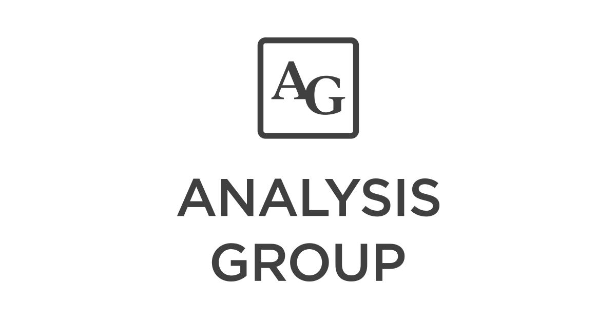 Analysis Group logo